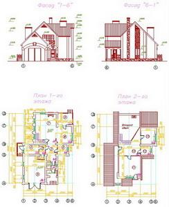проект дома 16х11